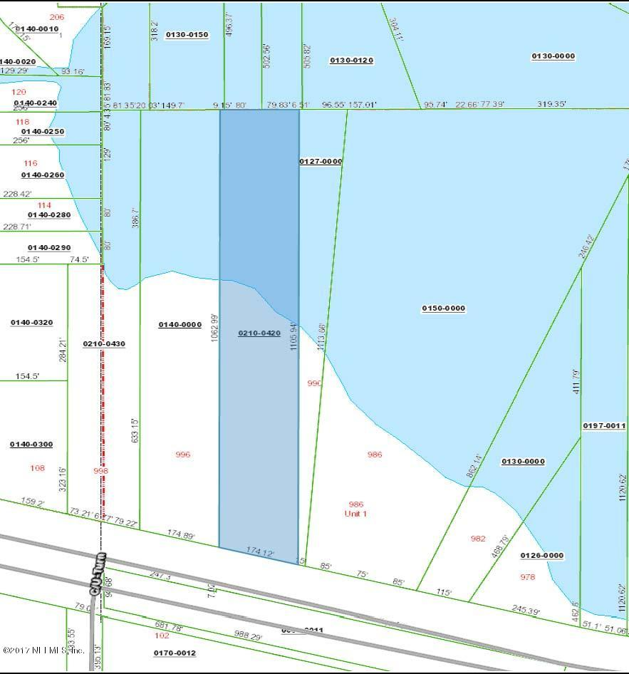 992 STATE ROAD 20, INTERLACHEN, FLORIDA 32148, ,Vacant land,For sale,STATE ROAD 20,898653
