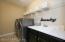 Utility Sink w/ Cabinets