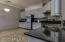 Updated kitchen with new Frigidaire appliances and granite countertops