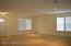 Spacious combined living/dining areas