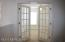 Office, Den or Playroom Behind French Doors