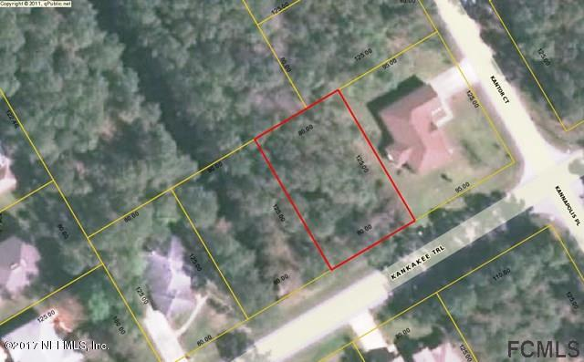 72 KANKAKEE, PALM COAST, FLORIDA 32164, ,Vacant land,For sale,KANKAKEE,902911