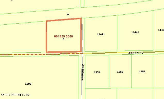 0 RIGDON, JACKSONVILLE, FLORIDA 32220, ,Vacant land,For sale,RIGDON,903972