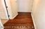 Rich wood floors to bedrooms 2 and 3