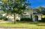 Nicely landscaped and stucco is excellent condition