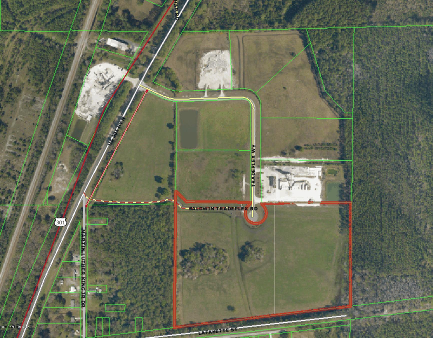 26 TRADEPLEX, JACKSONVILLE, FLORIDA 32234, ,Vacant land,For sale,TRADEPLEX,905400