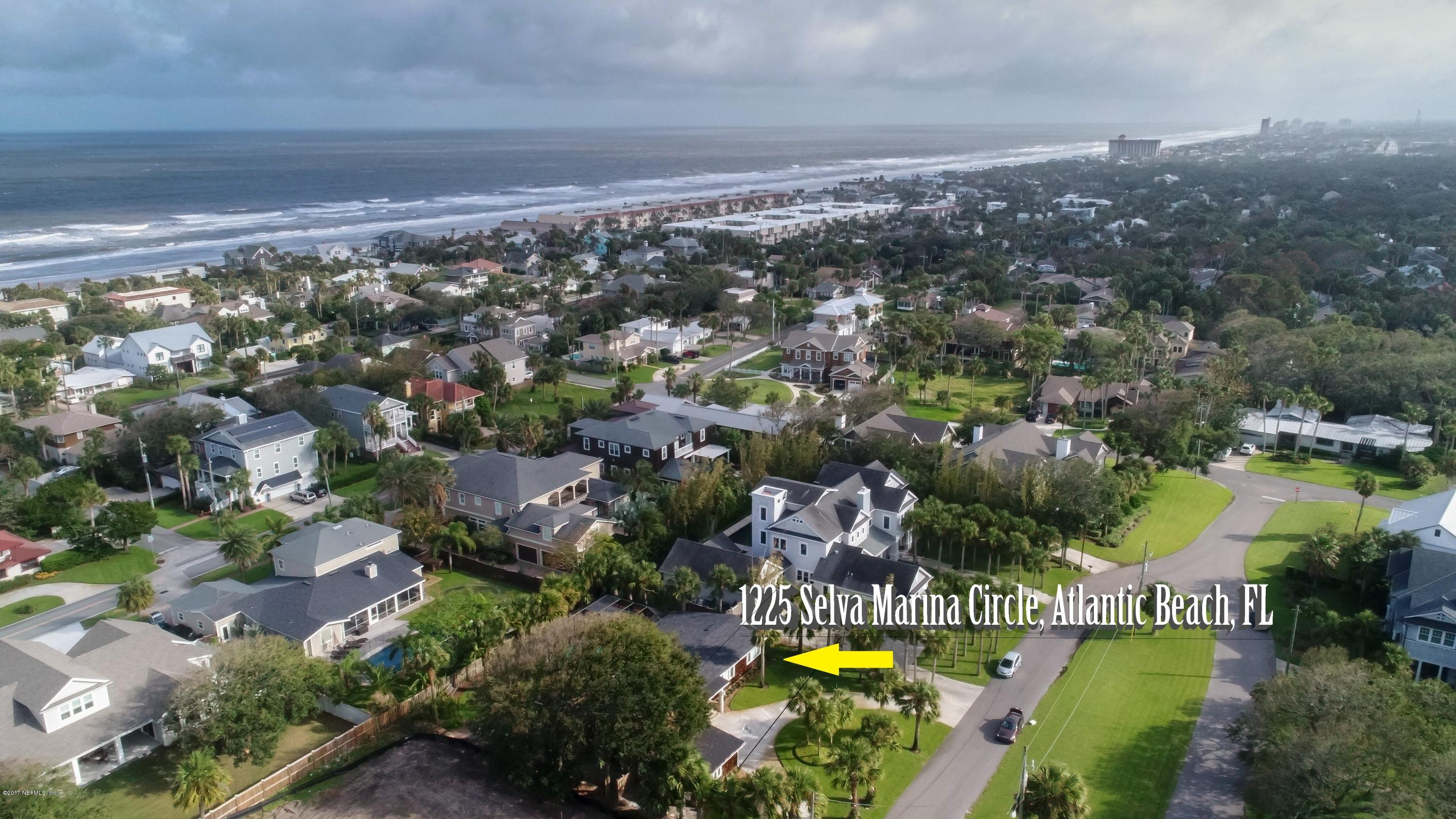 1225 SELVA MARINA, ATLANTIC BEACH, FLORIDA 32233, 3 Bedrooms Bedrooms, ,3 BathroomsBathrooms,Residential - single family,For sale,SELVA MARINA,905590