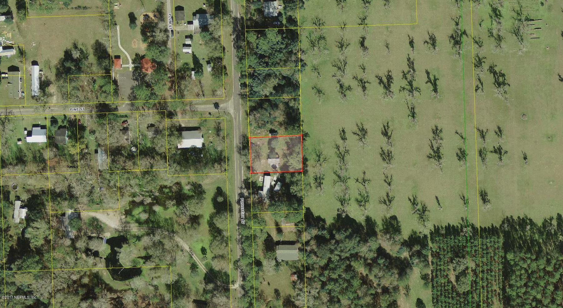 00 PROSPECT, HAMPTON, FLORIDA 32044, ,Vacant land,For sale,PROSPECT,905648