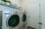 Washer/Dryer/Stands - Kenmore Elite, included with home