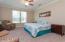 Crown Molding, Carpet, Ceiling Fan
