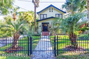 Photo of 3626 Hedrick St, Jacksonville, Fl 32205 - MLS# 897902