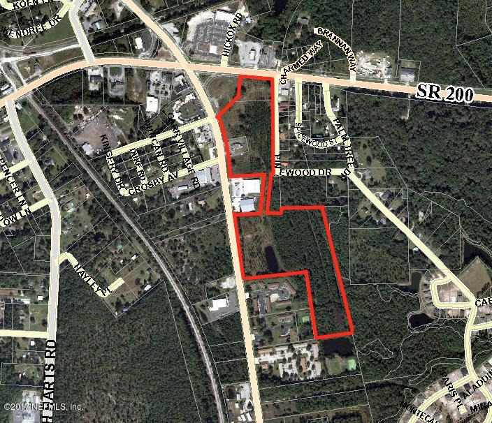 US HWY 17 US HIGHWAY 17, YULEE, FLORIDA 32097, ,Vacant land,For sale,US HIGHWAY 17,908073