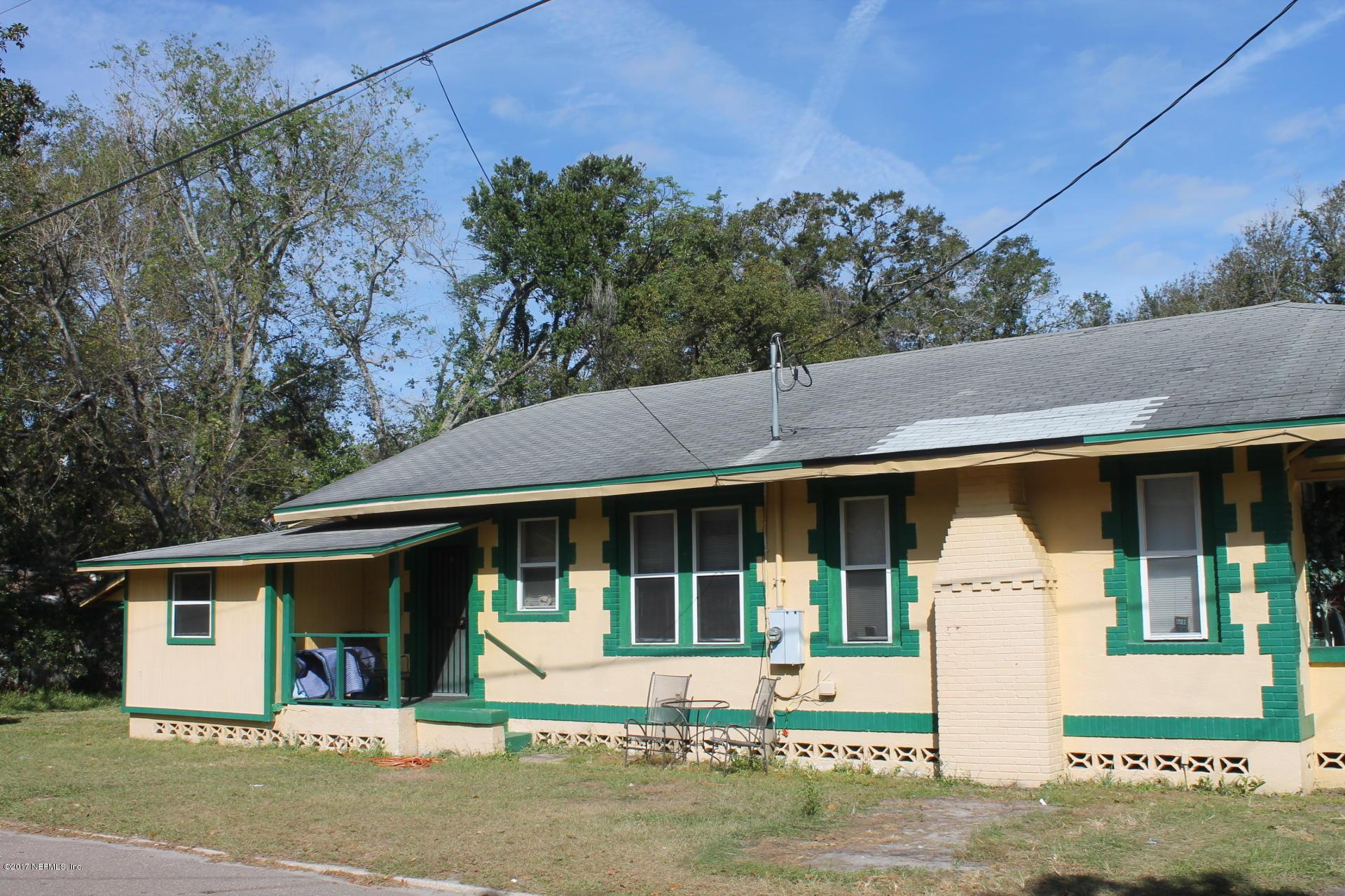 3904 NOTTER, JACKSONVILLE, FLORIDA 32206, 3 Bedrooms Bedrooms, ,2 BathroomsBathrooms,Commercial,For sale,NOTTER,910222