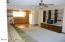 family room/kitchen combo