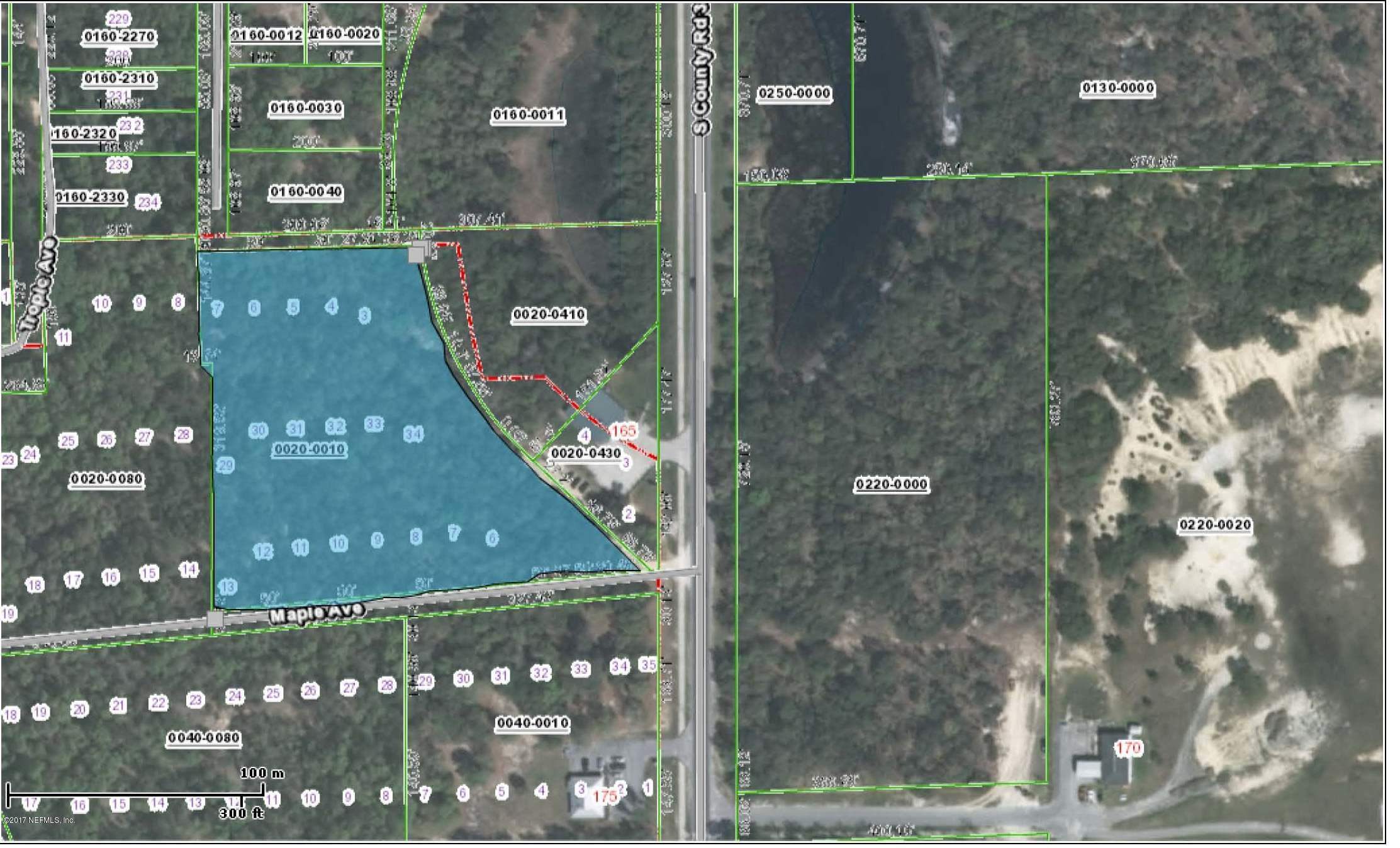 100 MAPLE, INTERLACHEN, FLORIDA 32148, ,Vacant land,For sale,MAPLE,911455