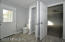 Master Bath has convenient access to pool and patio