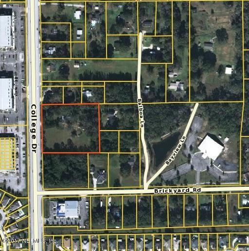 425 COLLEGE, MIDDLEBURG, FLORIDA 32068, ,Vacant land,For sale,COLLEGE,912644