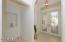 Beautiful Double Doors, Decorative Niche