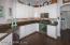 Kitchen with Kitchen Aid appliances