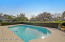 Private Open Pool and Deck