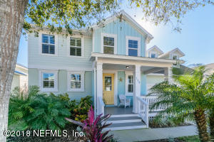 Charming Coastal elevation home. Fantastic floor plan