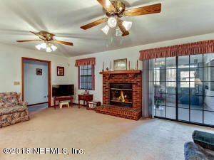large, comfortable family room