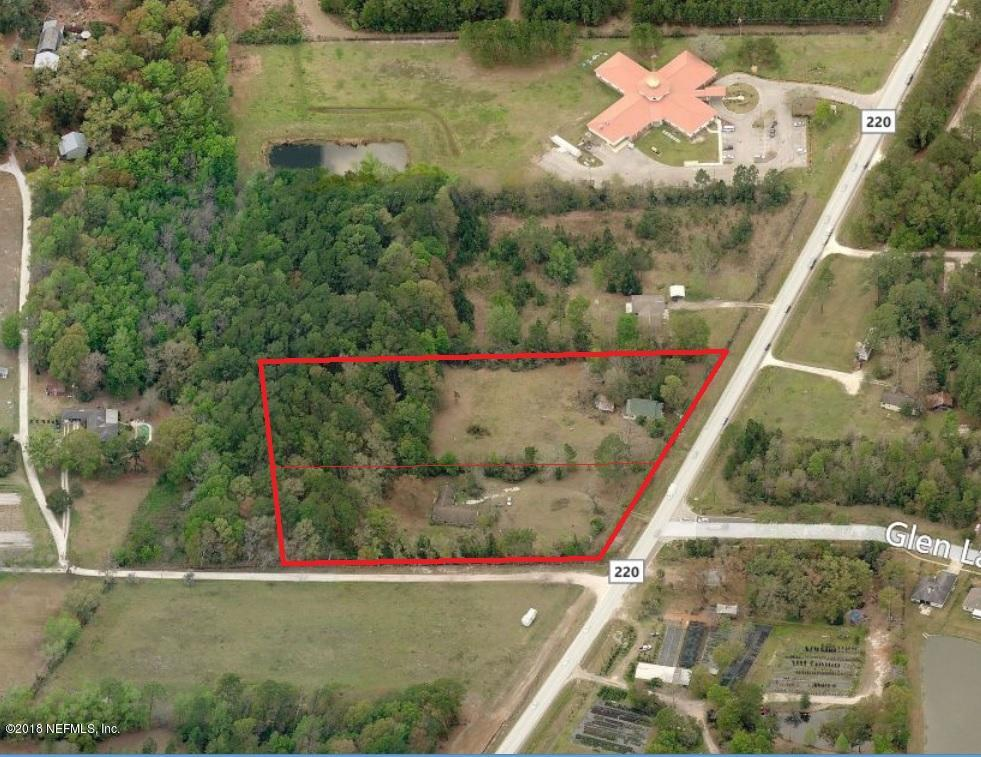 2759 COUNTY RD 220, MIDDLEBURG, FLORIDA 32068, ,Vacant land,For sale,COUNTY RD 220,915721