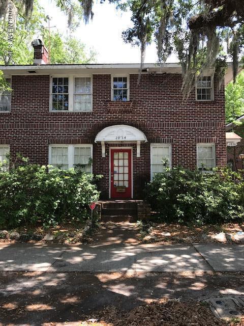 2834 PARK, JACKSONVILLE, FLORIDA 32205, 6 Bedrooms Bedrooms, ,3 BathroomsBathrooms,Commercial,For sale,PARK,915809