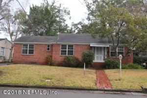 Photo of 1607 Geraldine Dr, Jacksonville, Fl 32205 - MLS# 916080