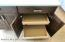 Pull out shelving in island and lower cabinetry