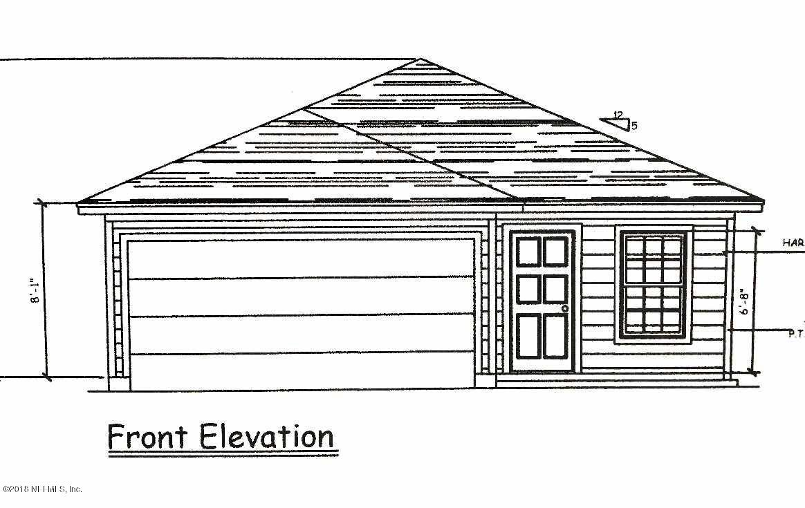 45052 LUTHER, CALLAHAN, FLORIDA 32046, 3 Bedrooms Bedrooms, ,2 BathroomsBathrooms,Residential - single family,For sale,LUTHER,917755