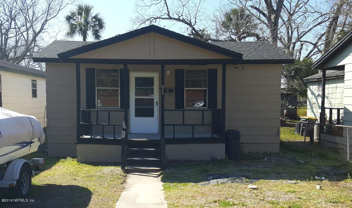 842 WASHINGTON, JACKSONVILLE, FLORIDA 32206, 3 Bedrooms Bedrooms, ,1 BathroomBathrooms,Single family,For sale,WASHINGTON,918286