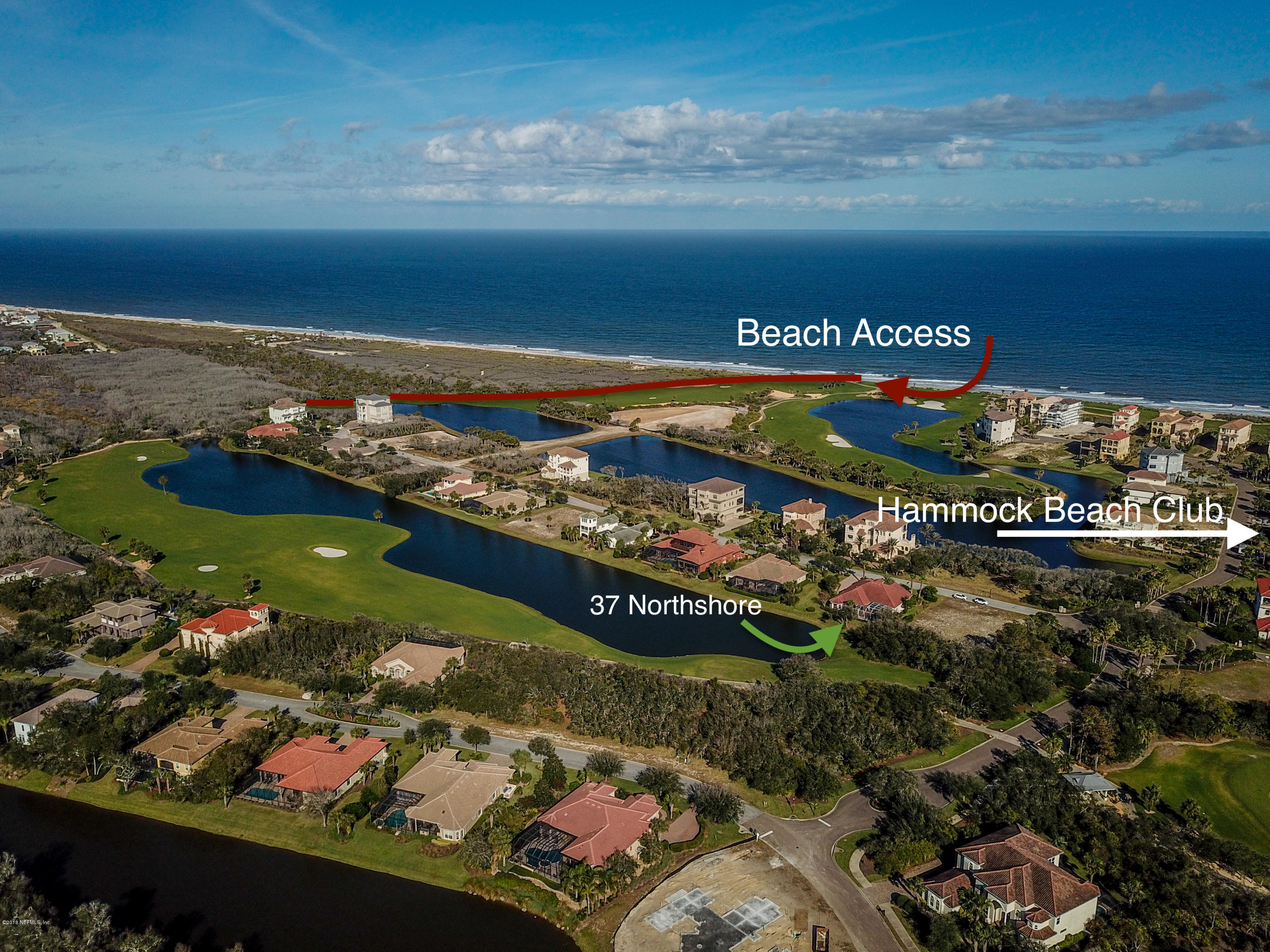 37 NORTHSHORE, PALM COAST, FLORIDA 32137, 4 Bedrooms Bedrooms, ,3 BathroomsBathrooms,Residential - single family,For sale,NORTHSHORE,918365