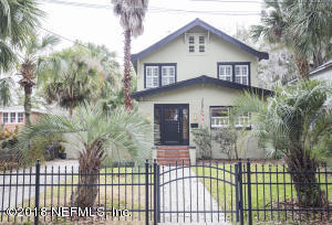 Photo of 3626 Hedrick St, Jacksonville, Fl 32205 - MLS# 897902
