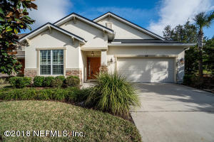 Beautifully maintained yard with mature landscaping.