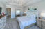 Master retreat is enormous! Double tray ceiling and elegant light fixture