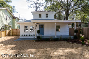 Photo of 3878 Park St, Jacksonville, Fl 32205 - MLS# 920219