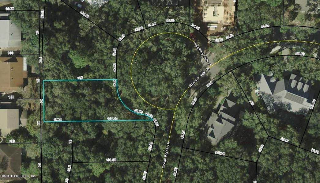 1101 LAUGHING GULL, ST AUGUSTINE, FLORIDA 32080, ,Vacant land,For sale,LAUGHING GULL,920870