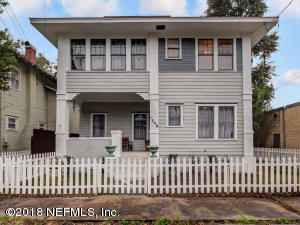 Photo of 1248 Donald St, Jacksonville, Fl 32205 - MLS# 921041
