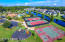 Amenity center, playground, and tennis courts.