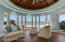 MULTIPLE WINDOW OCEAN VIEWS, DOMED WOOD CEILING