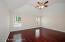Vaulted ceilings - hardwood floors