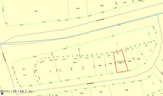 13603 BAMBOO, JACKSONVILLE, FLORIDA 32224, ,Vacant land,For sale,BAMBOO,923525
