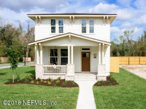 Photo of 2831 Green St, Jacksonville, Fl 32205 - MLS# 919544