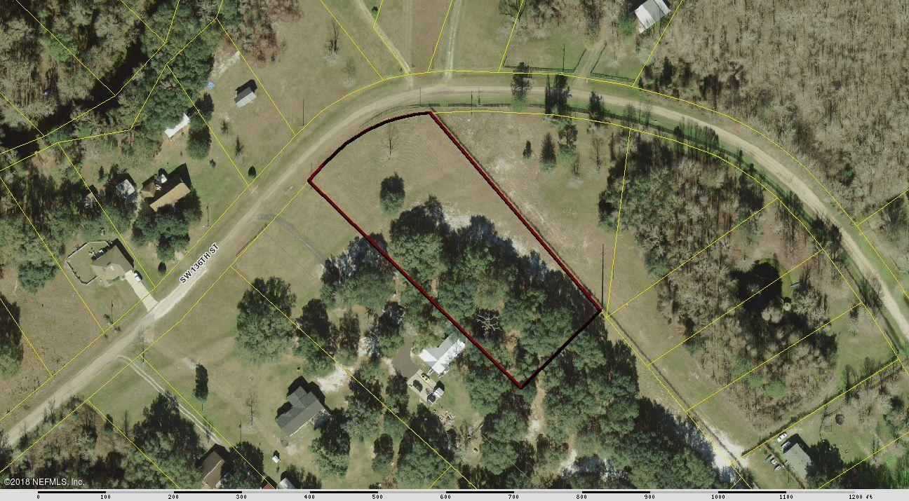 TBD 136TH, STARKE, FLORIDA 32091, ,Vacant land,For sale,136TH,923232