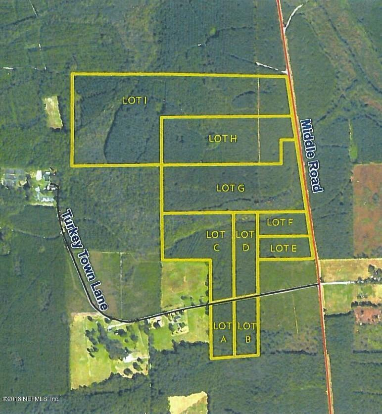 LOT 6 MIDDLE, CALLAHAN, FLORIDA 32011, ,Vacant land,For sale,MIDDLE,925174