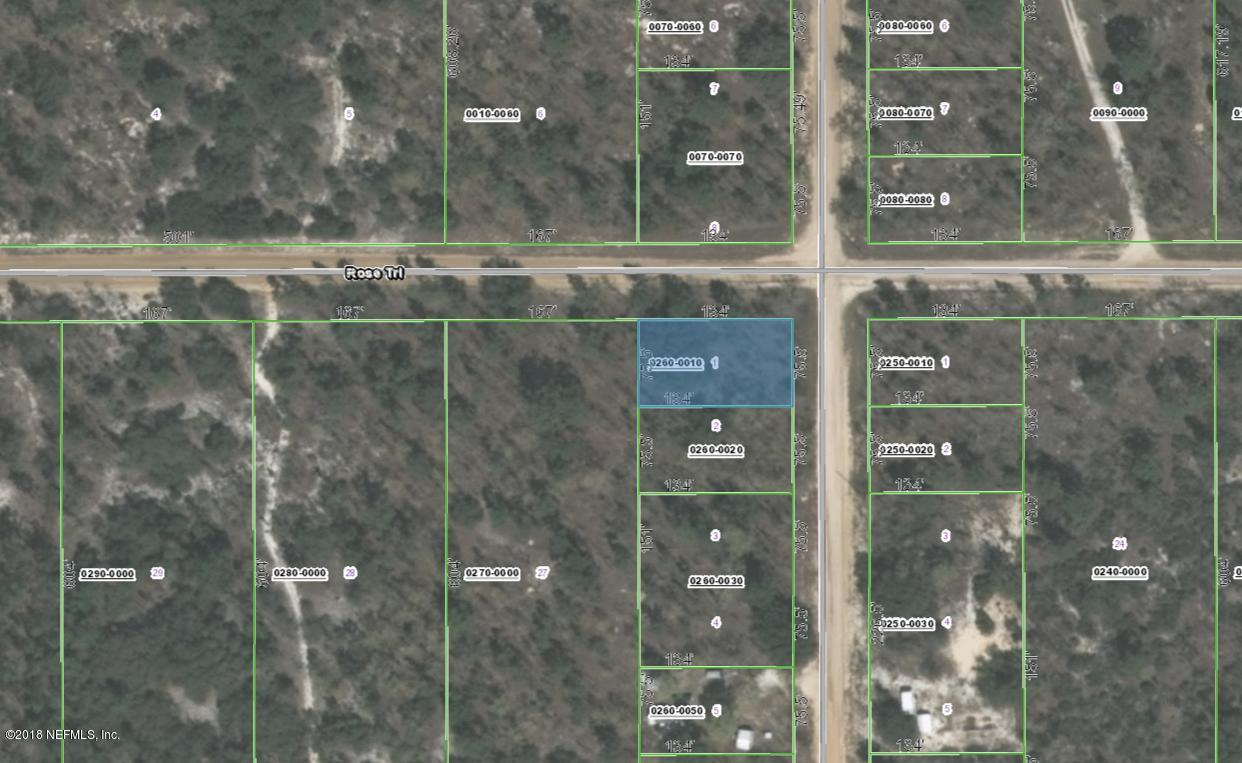 000 ROSE, INTERLACHEN, FLORIDA 32148, ,Vacant land,For sale,ROSE,925544