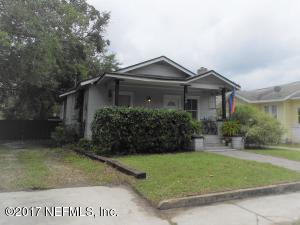 2592  COLLEGE Jacksonville, Fl 32204