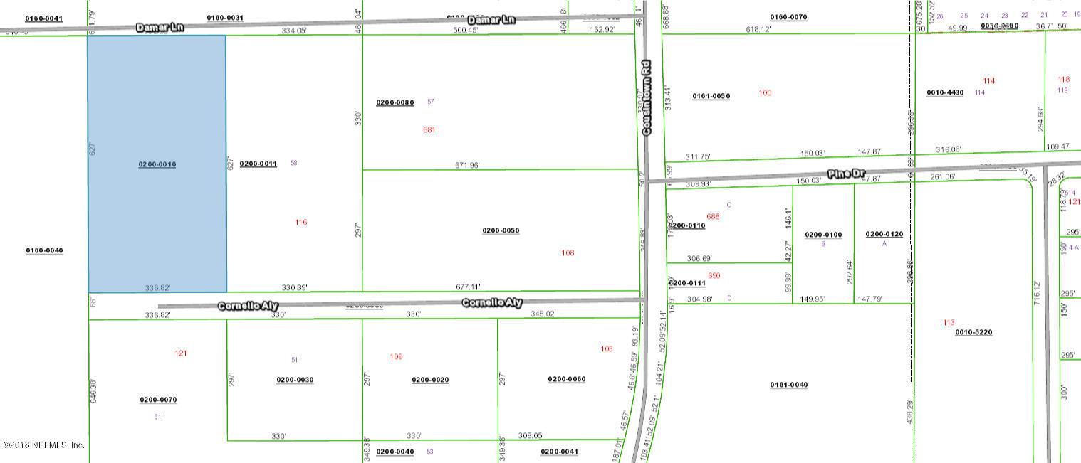 120 CORNELIO, INTERLACHEN, FLORIDA 32148, ,Vacant land,For sale,CORNELIO,925695