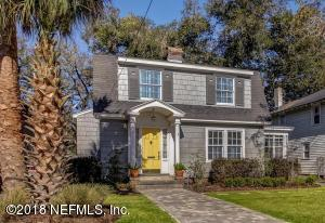 Photo of 3719 Hedrick St, Jacksonville, Fl 32205 - MLS# 924128